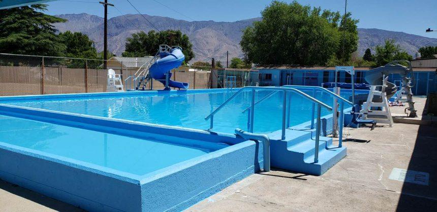 Lone Pine USD Swimming Pool